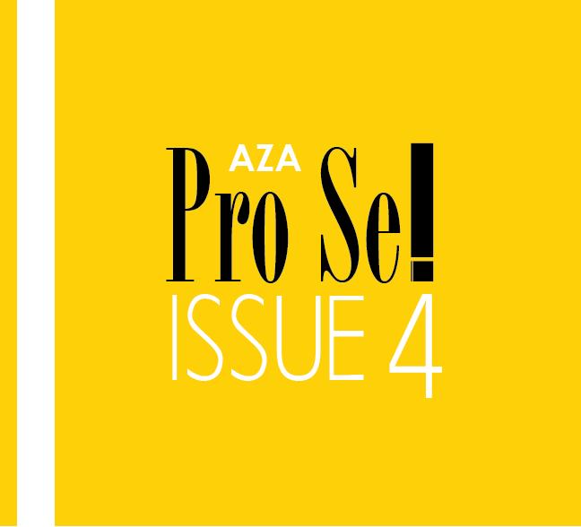 AZA Pro Se! - Issue 4